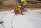 Geotextile, Non Woven, Needle Punched, Thermally Bonded, Supply & Apply, Geo Grid, Geo Composite