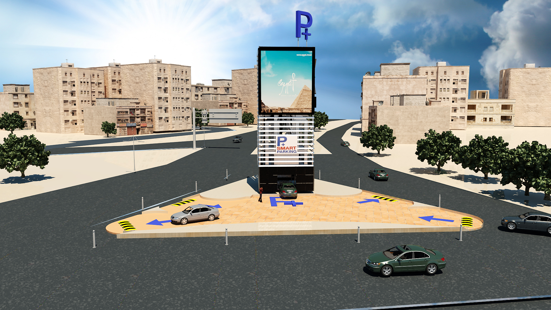 Smart Parking, Automated Parking Systems